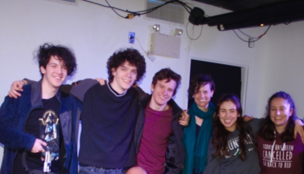 The Centurions Project Residency Team, Fishbowl, March 2018.jpg